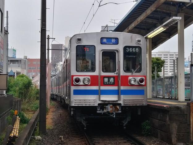 #8384 京成電鉄3668F 2021-5-13