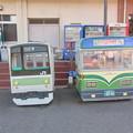 #8622 205系・バス遊具 2021-4-10
