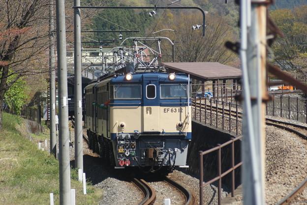 #8631 EF63 12+EF63 11 2021-4-10