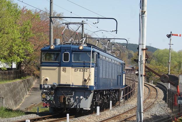 #8635 EF63 12+EF63 11 2021-4-10