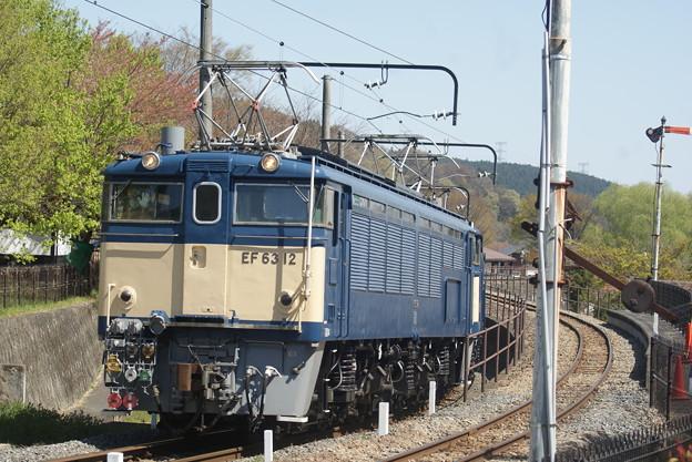 #8636 EF63 12+EF63 11 2021-4-10