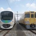 #8752 西武鉄道38801F・2402F 2017-8-19