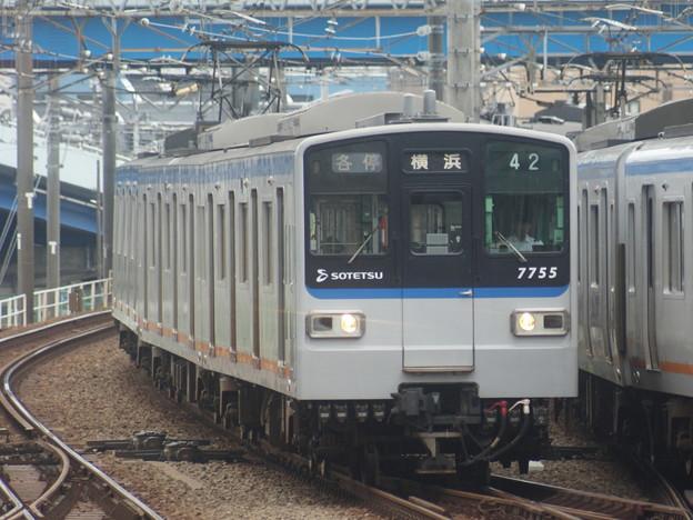 #8775 相模鉄道7755F 2017-8-20