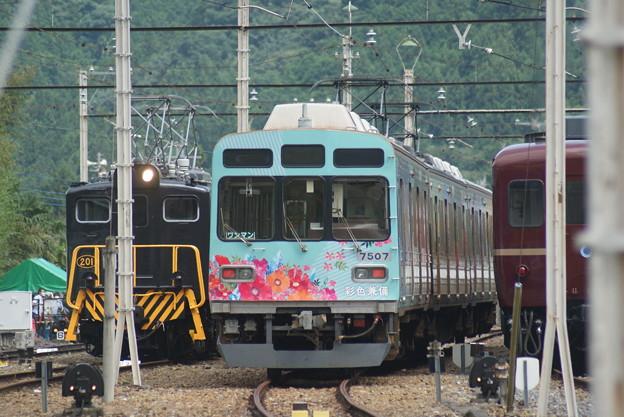 Photos: #8783 秩父鉄道7507F 2020-8-1