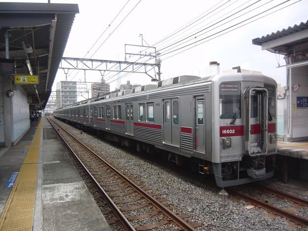 Photos: #8787 東武鉄道11602F 2021-7-7