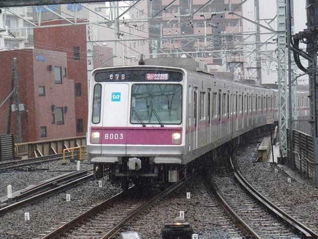 #8790 半蔵門線8003F 2021-6-4