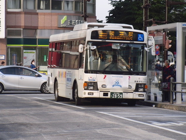 #8797 京成タウンバスT054 2021-6-7