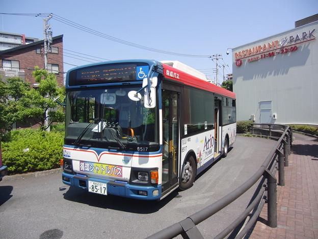 #8798 京成バスC#8517 2021-6-9