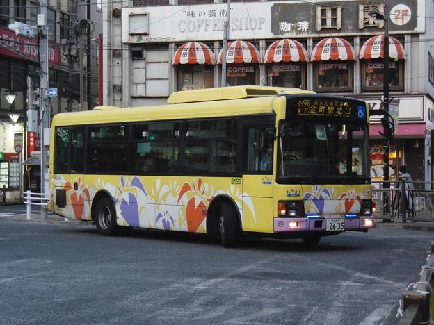 #8800 京成バスC#8133 2021-6-9