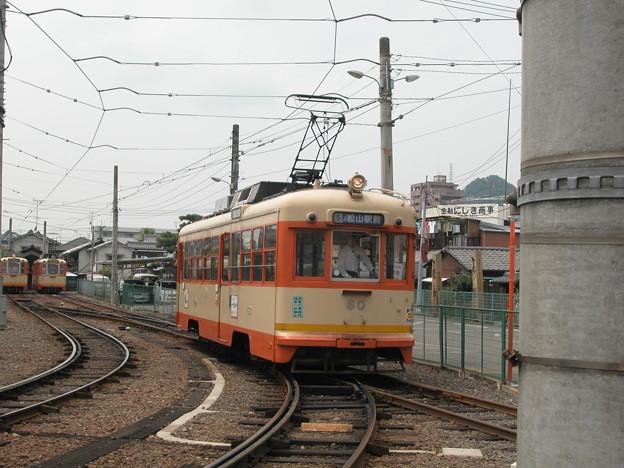 #8942 伊予鉄道モハ60 2003-8-13