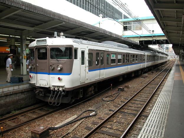 #9019 115系 広セキL-15F 2003-8-27