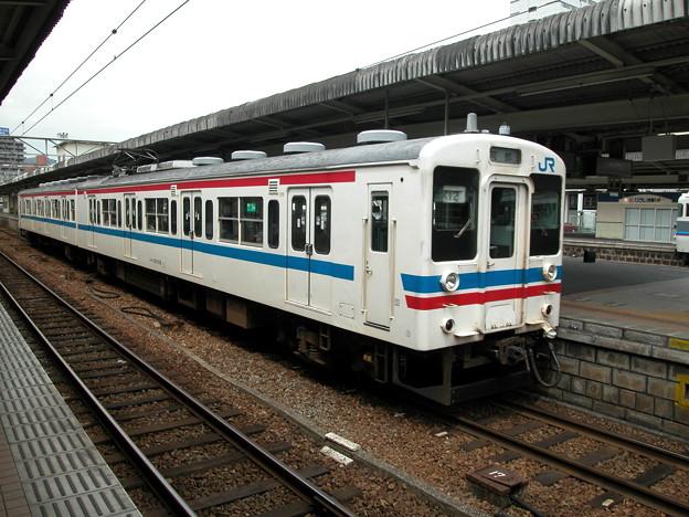 #9023 105系 広ヒロK12F 2003-8-27