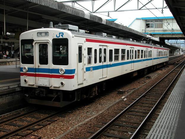Photos: #9026 105系 広ヒロK01F 2003-8-27