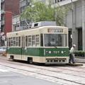 #9038 広島電鉄C#707 2003-8-27