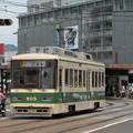 #9055 広島電鉄C#805 2003-8-27