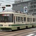 Photos: #9056 広島電鉄3807F 2003-8-27