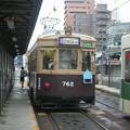 Photos: #9067 広島電鉄C#762 2003-8-28