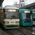 Photos: #9070 広島電鉄3809F・5010F 2003-8-28