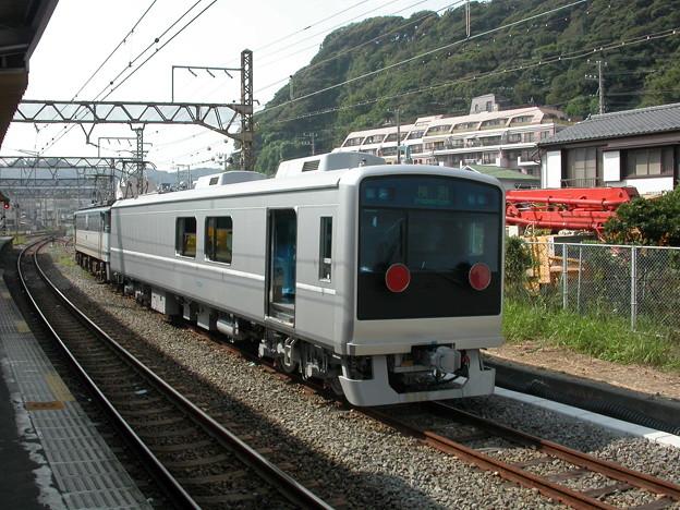#9100 小田急電鉄クヤ31 2003-9-18
