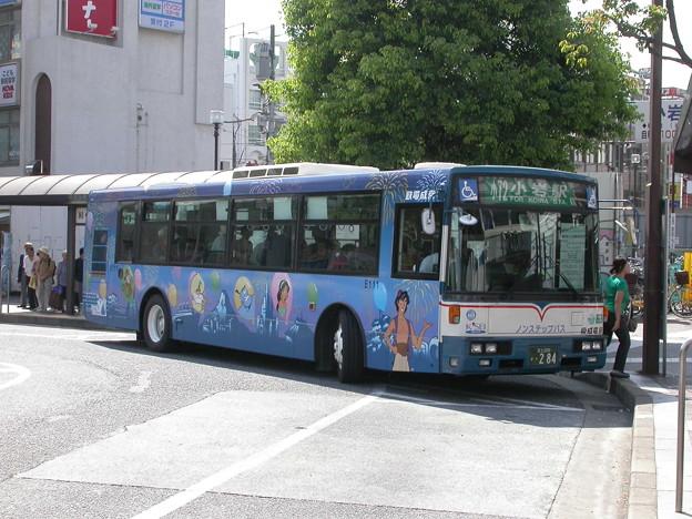 #9148 京成バスE111 2003-9-29