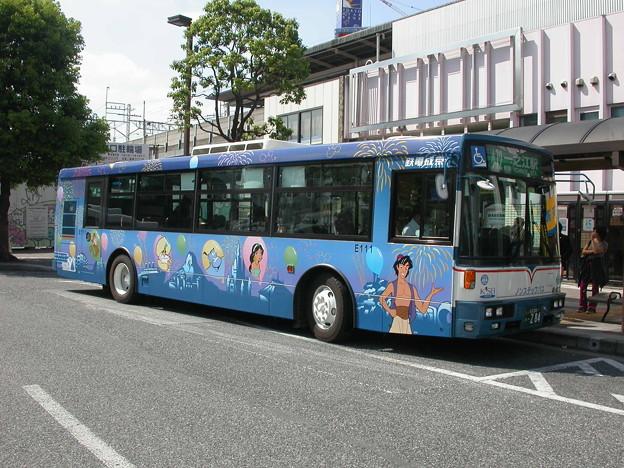 #9149 京成バスE111 2003-9-29