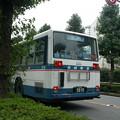 #9151 京成バスC#8132 2003-9-25
