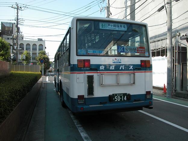 #9154 京成バスC#8127 2003-9-27