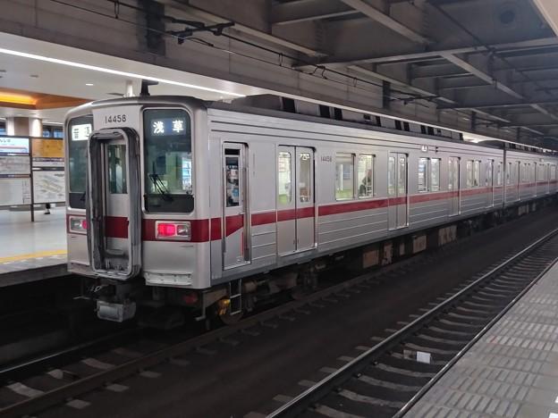 #9158 東武鉄道クハ14458 2021-10-15