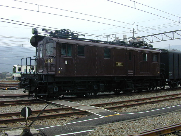 #9166 旧国鉄ED10 2 2002-10-19