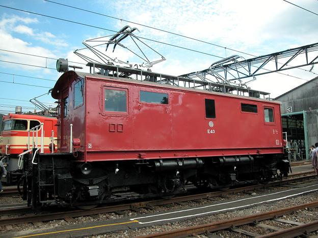 #9169 西武鉄道E43 2003-10-5