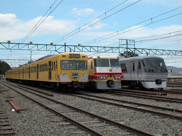 #9174 157F・クハ5503・10109F 2003-10-5