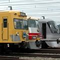 #9176 101系・5000系・10000系3並び 2003-10-5
