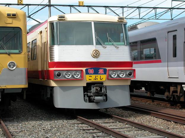 #9177 クハ5503「特急こぶし」 2003-10-5