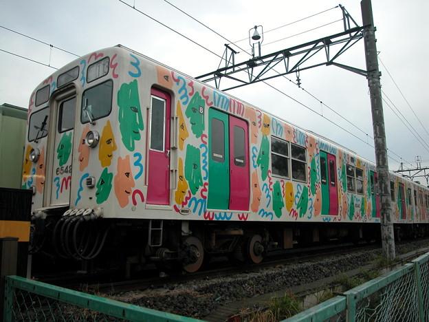 #9184 相模鉄道クハ6542 2003-10-18