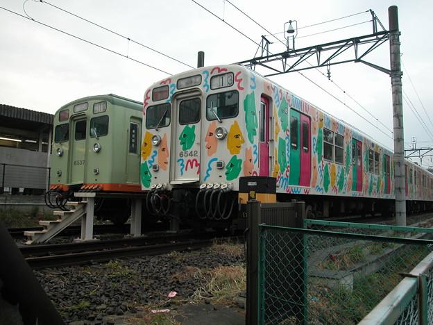 #9186 相模鉄道クハ6537・6542 2003-10-18