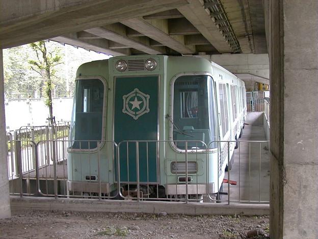 #9191 札幌市営地下鉄1001F 2001-8-11