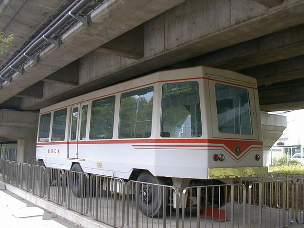 #9192 札幌市交通局 はるにれ号 2001-8-11