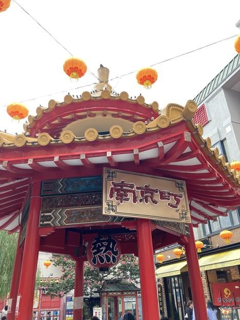 神戸南京町とメリケンパーク