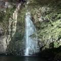 Photos: 箕面の滝 ライトアップ