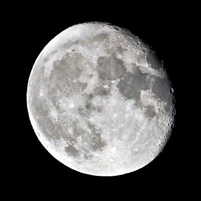 Photos: 十七夜の月 210726