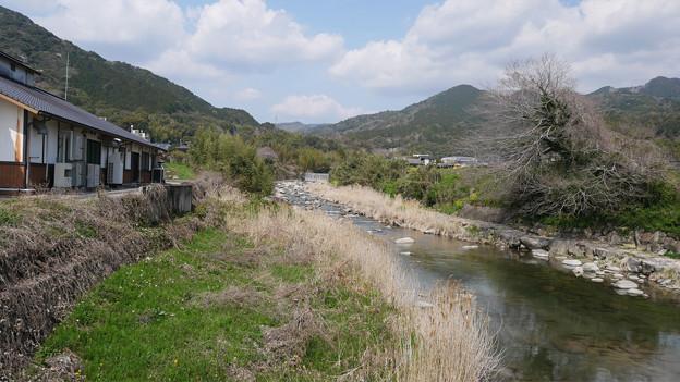 水車の里から梅の花神埼村へ (3)