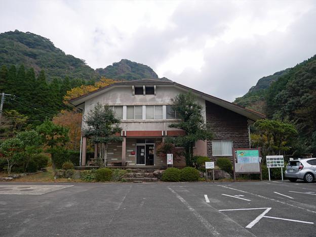 竜門峡 (4) 竜門山の家