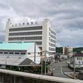 三井化学「J工場」~ゆめタウン駐車場より写す