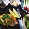 赤魚の南蛮漬 カブとトマトのマヨ明太デップ
