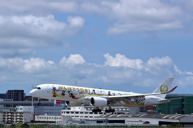 エアバス350-900 JA06XJ