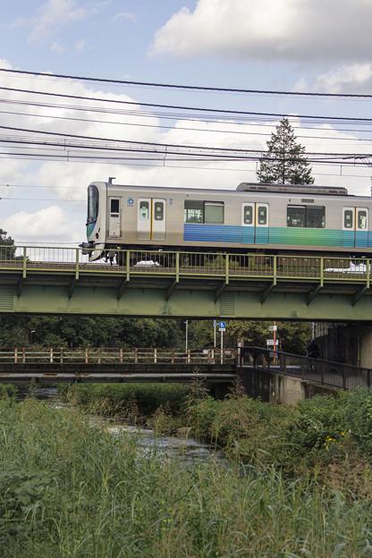 西武鉄道30000系38114F