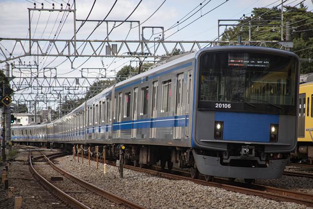 西武20000系20106F