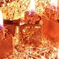 Photos: zippoに火をつけて、黄金のハートを探せ