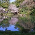 Photos: 兼六園 瓢池