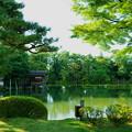 霞が池  内橋亭(2)